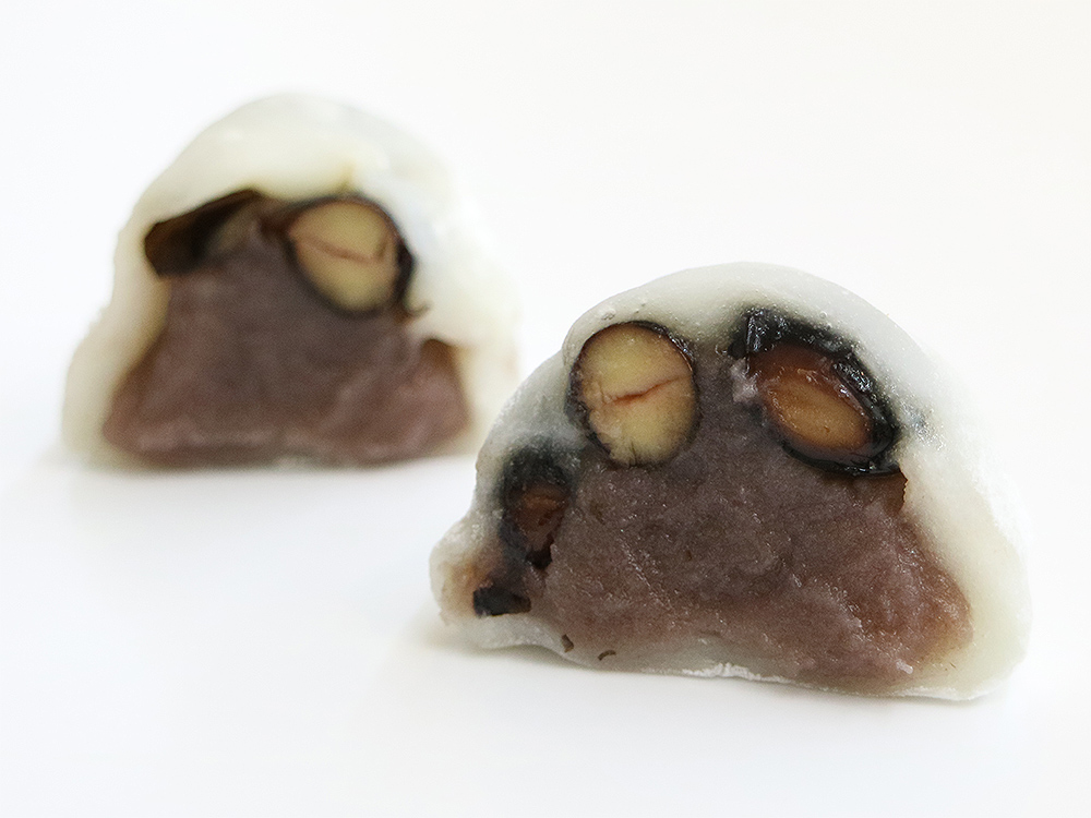 明月堂,和菓子,三木市,黒豆,大福,こしあん,