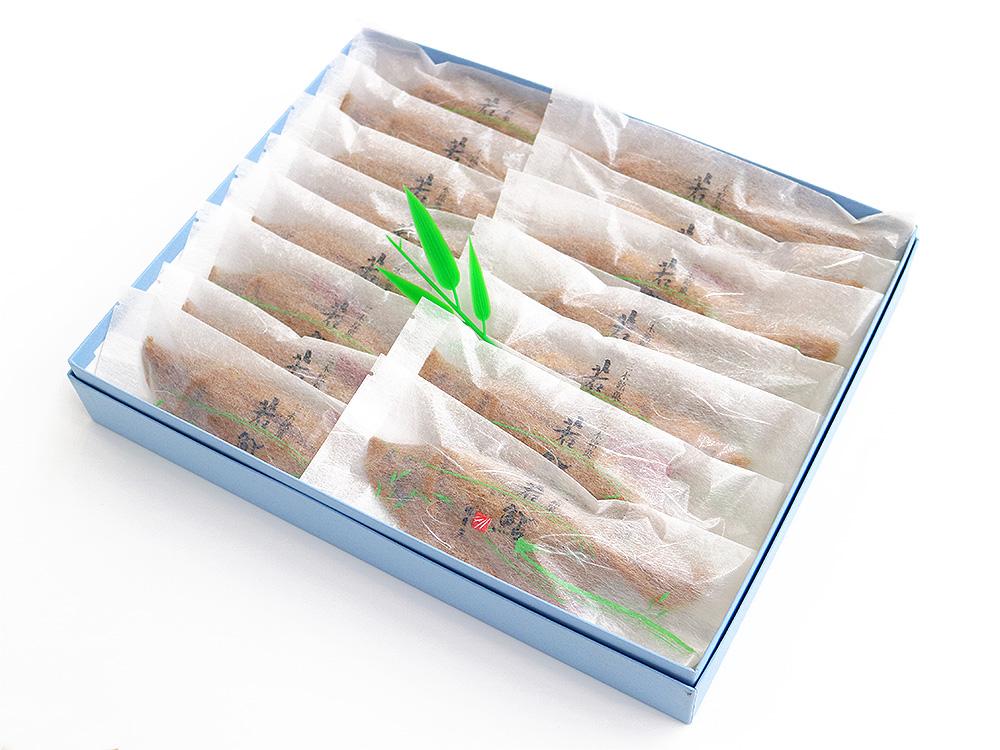明月堂,和菓子,三木市,若鮎,鮎,あゆ,鮎巻き,求肥,こし餡,ふっくら,