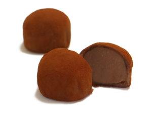 明月堂,和菓子,三木市,バレンタイン,チョコレート,生チョコ,餅,やわらかい,